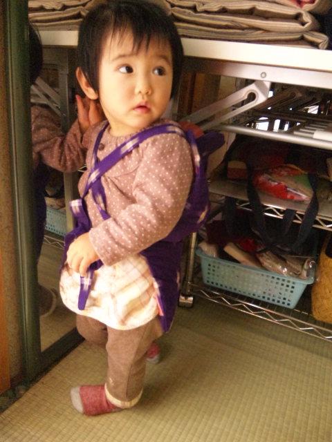 小さなお母さん♪_e0143294_7341318.jpg