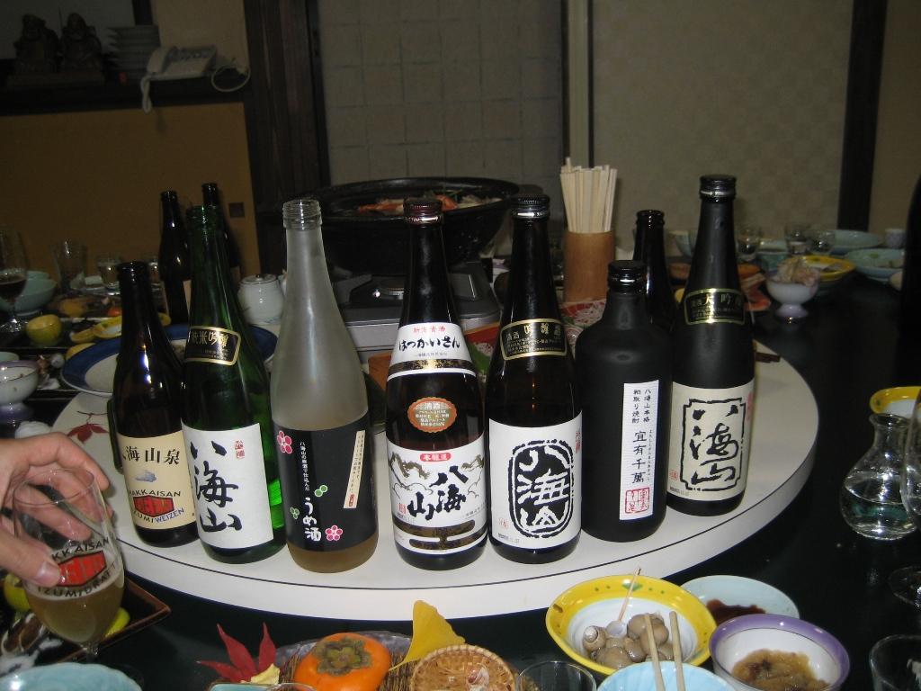 八海山パーティーINなにわ茶屋!!_a0128408_19133671.jpg