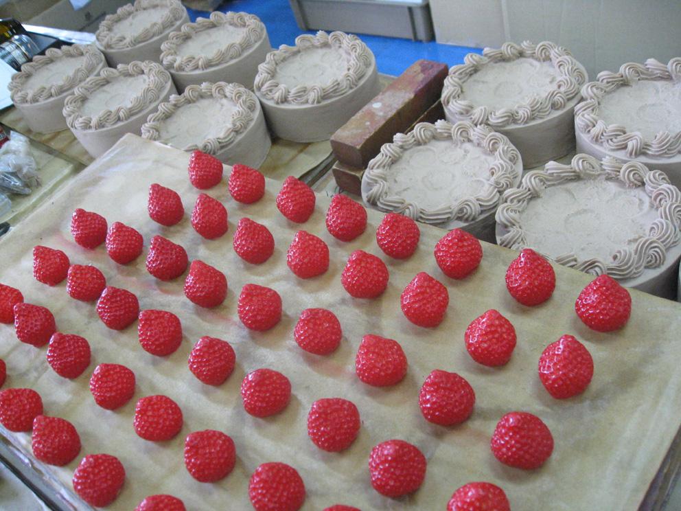 クリスマスケーキのいちご_e0142313_18372244.jpg