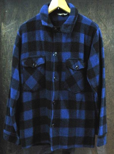 50-60'S Wool シャツJKT!_c0144020_14554044.jpg