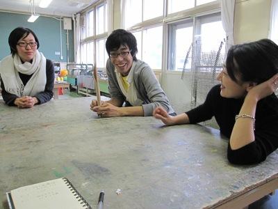 2009年11月10日(火) いくちゃんと仲間達_a0062127_7424921.jpg