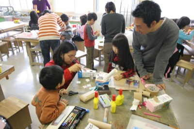 2009年11月10日(火) いくちゃんと仲間達_a0062127_8103454.jpg