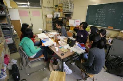 2009年11月10日(火) いくちゃんと仲間達_a0062127_812591.jpg