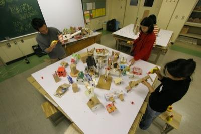 2009年11月10日(火) いくちゃんと仲間達_a0062127_8144290.jpg
