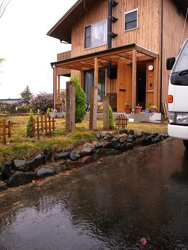 Eさんの家 久しぶりに訪問 2009/11/17_a0039934_19234610.jpg