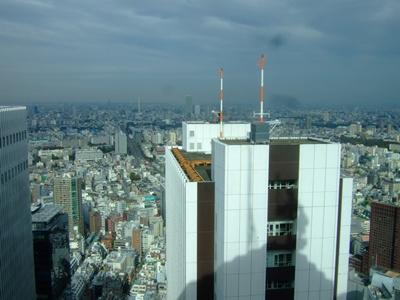 53階からの眺め1