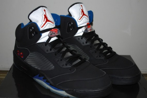 Air Jordan V – Jared Jeffries Away PE fbad30748