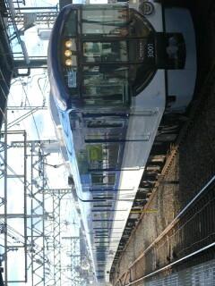 京阪3000系 「ローレル賞 受賞式」_e0013178_19374334.jpg