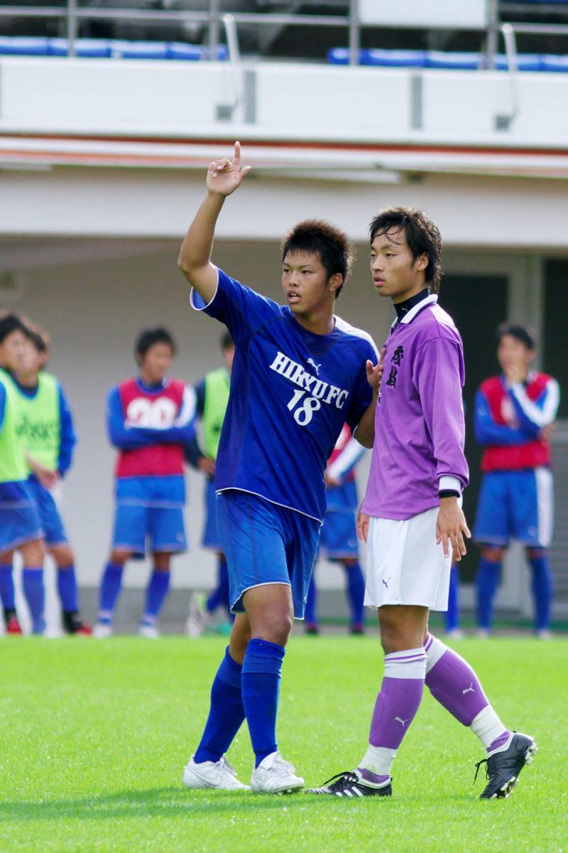 第88回 全国高校サッカー選手権大会 静岡県大会 _f0007684_0384029.jpg