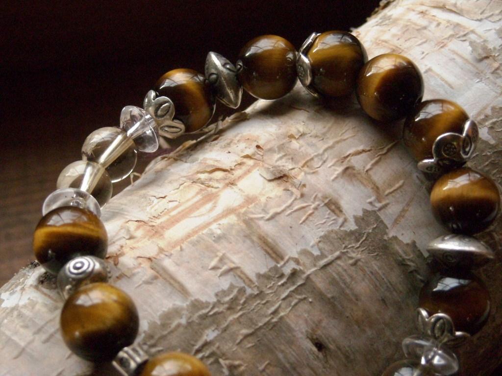 天然石のお守りブレスレット*Holly heal wacca* その1_b0154693_12285887.jpg