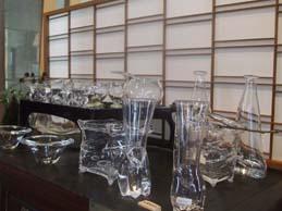 8823/glasswork  錬星舎 冬もガラスの季節 _e0187897_1413274.jpg