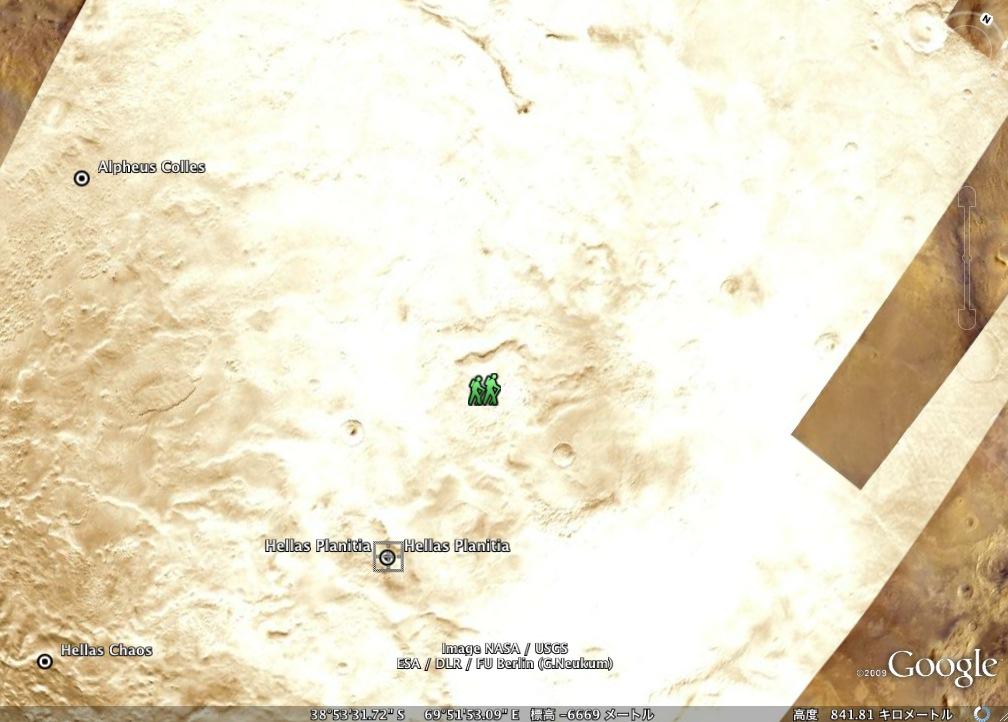 グーグル火星の画像の謎:「Hellas(偉大なギリシャ)」_e0171614_1237079.jpg
