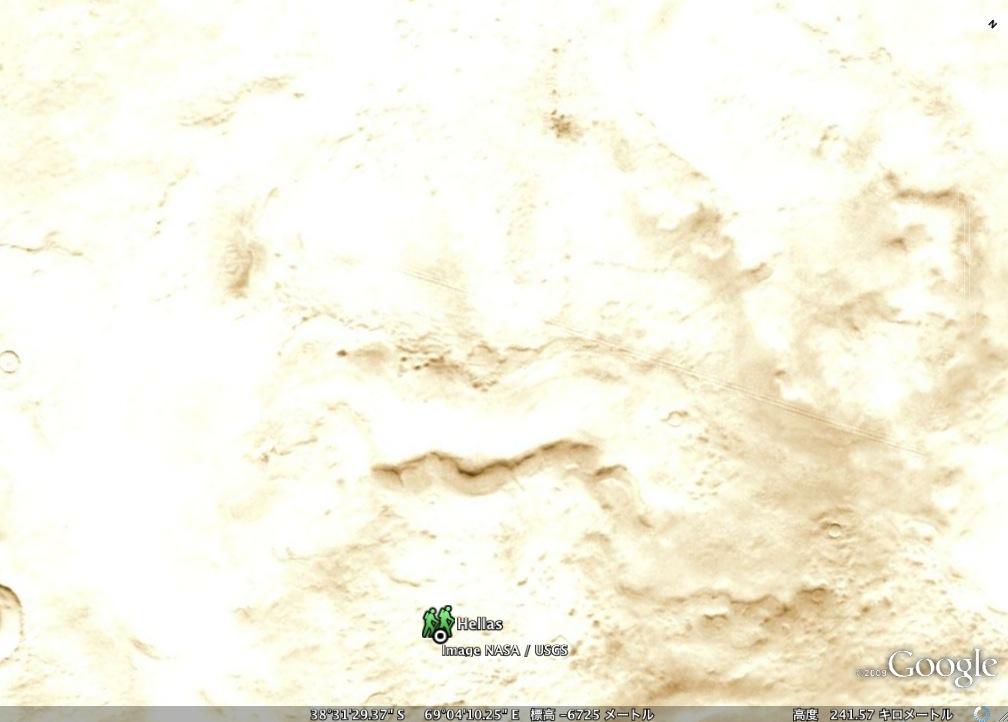 グーグル火星の画像の謎:「Hellas(偉大なギリシャ)」_e0171614_1238890.jpg
