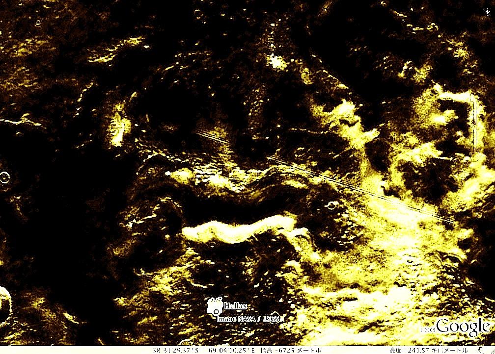 グーグル火星の画像の謎:「Hellas(偉大なギリシャ)」_e0171614_1239014.jpg