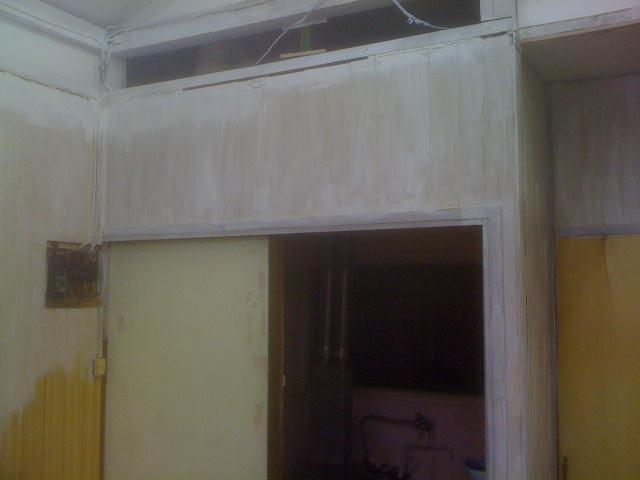 シンク横の壁シーラー_c0218427_2224383.jpg