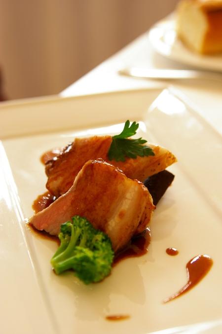 そうだ 京都、行こう。 ~憧れの吉田山 'レストラン ラ・トゥール'~_d0145934_8015.jpg