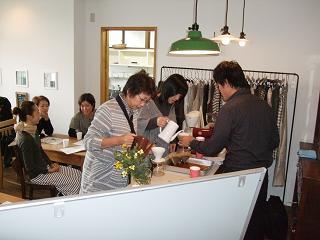branch coffeeさんの珈琲教室 inアロマハウスリーフ_c0172049_14513312.jpg