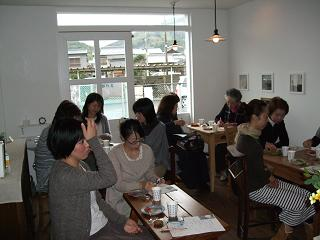 branch coffeeさんの珈琲教室 inアロマハウスリーフ_c0172049_1457516.jpg