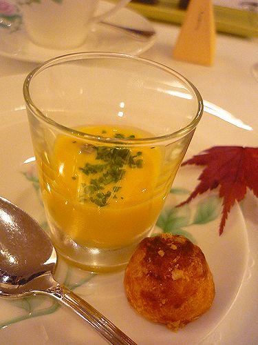 2010Michelin一つ星☆レストラン・パッション で 代官山だより♪4周年☆Maria\'s Tea Cup Afternoon Tea✛_a0053662_14392724.jpg