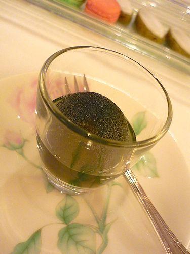 2010Michelin一つ星☆レストラン・パッション で 代官山だより♪4周年☆Maria\'s Tea Cup Afternoon Tea✛_a0053662_1524484.jpg