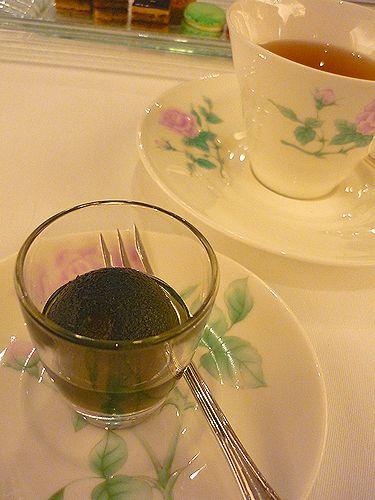 2010Michelin一つ星☆レストラン・パッション で 代官山だより♪4周年☆Maria\'s Tea Cup Afternoon Tea✛_a0053662_1611223.jpg