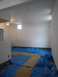 木工事 4 + 厨房_f0108696_21535930.jpg