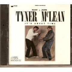It\'s About Time / McCoy Tyner & Jackie McLean_d0127503_17559100.jpg