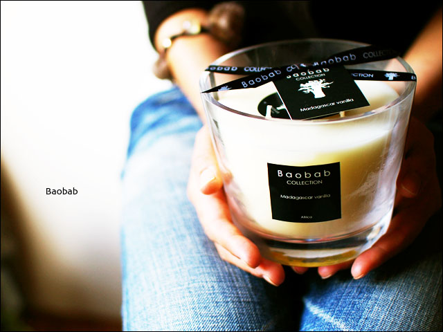 Baobab [バオバブ] Aroma Candle_f0051306_1913131.jpg
