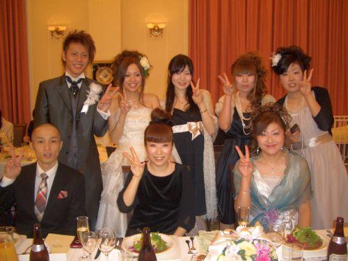 結婚式☆_f0158908_11215231.jpg