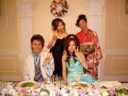 結婚式☆_f0158908_1122102.jpg