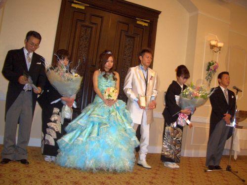 結婚式☆_f0158908_1123172.jpg