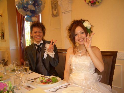 結婚式☆_f0158908_11314198.jpg