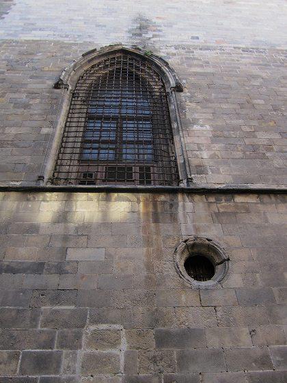 カテドラルのあたりで   Catedral de Barcelona_b0064411_4461034.jpg