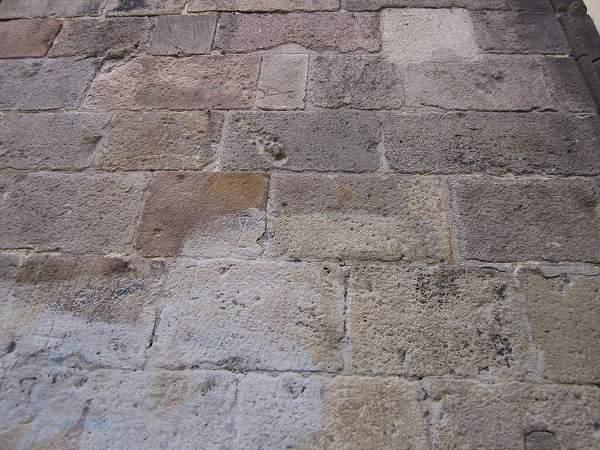 カテドラルのあたりで   Catedral de Barcelona_b0064411_4574668.jpg