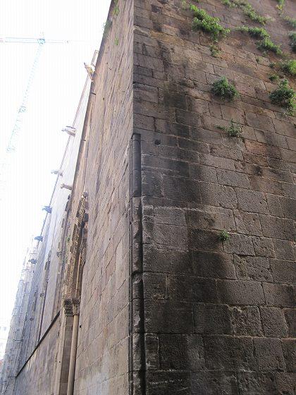 カテドラルのあたりで   Catedral de Barcelona_b0064411_531349.jpg