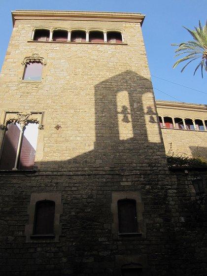 カテドラルのあたりで   Catedral de Barcelona_b0064411_5373371.jpg