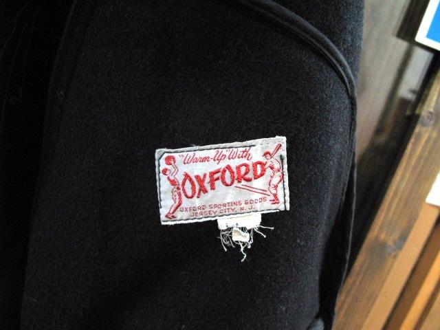本日入荷!50\'S leather sleeve varsity JKT!! スタジャン_c0144020_13281521.jpg