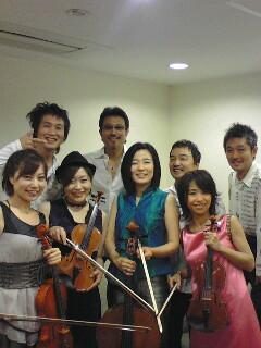 Spanish Connection&Flamenco Strings 新☆三銃士スペシャルライブ_b0131865_3335117.jpg