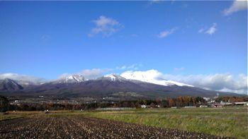 雪のち晴れ、の空。_d0028589_012591.jpg