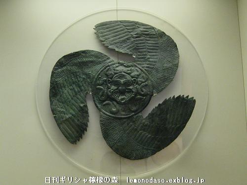 古代ギリシャの青銅製の甲冑類_c0010496_2143302.jpg