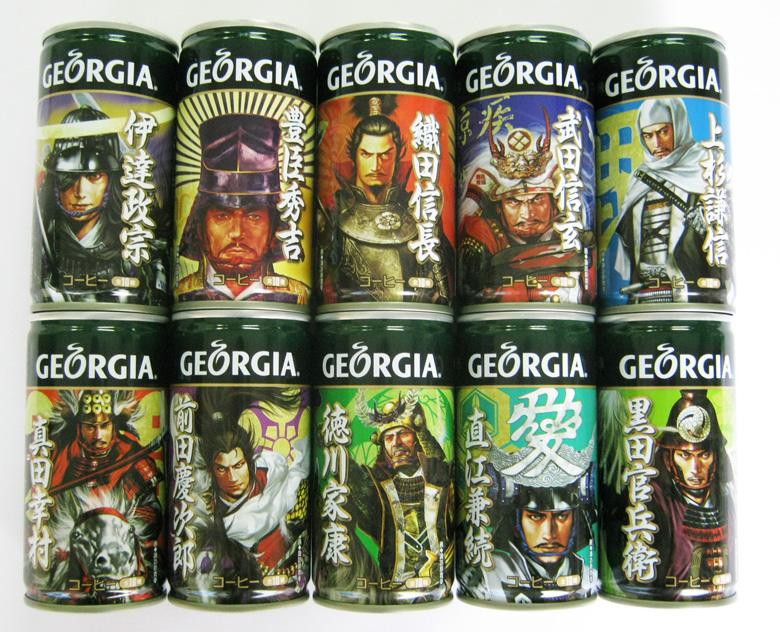 戦国武将缶コーヒー_e0158128_15281657.jpg