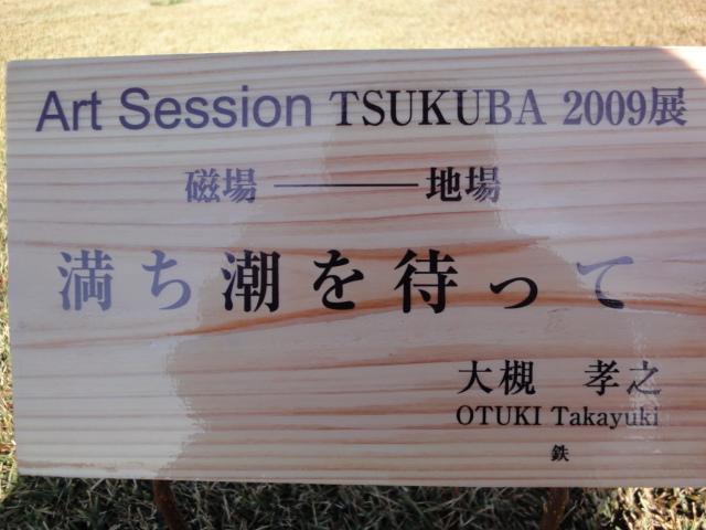 Art Session TSUKUBA 2009展 その4_b0124462_11592913.jpg