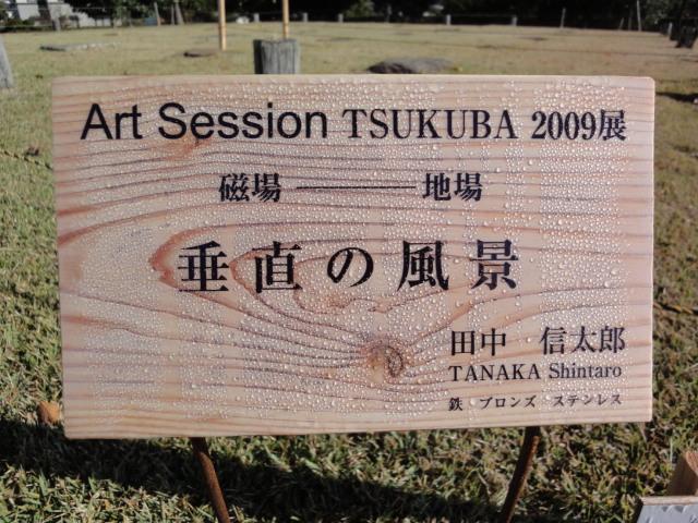 Art Session TSUKUBA 2009展 その4_b0124462_1315122.jpg