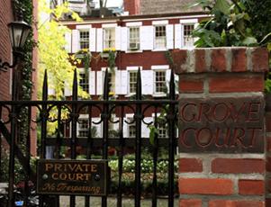 ニューヨークの紅葉、住宅街も美しいです_b0007805_22464595.jpg