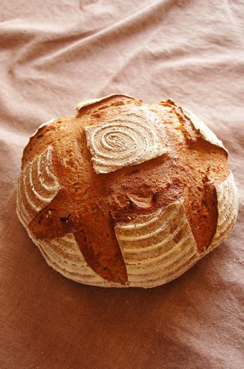 ライ麦のカンパーニュのこと。_f0203920_21573881.jpg