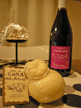 *チーズとワイン*_d0094131_23135766.jpg