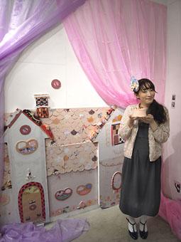 長谷川洋子さんの個展『Lumiére ou ombre』が始まりました。_f0165332_13275916.jpg
