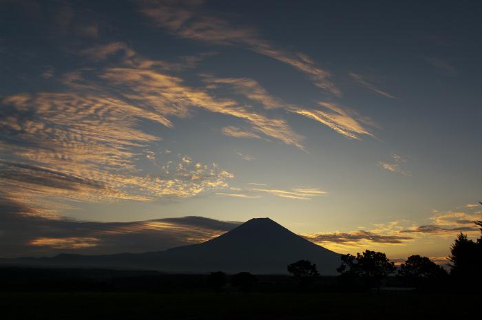 2009 富士山の秋(6)~雲の乱舞 ふもとっぱら・朝霧高原_f0155048_20303333.jpg