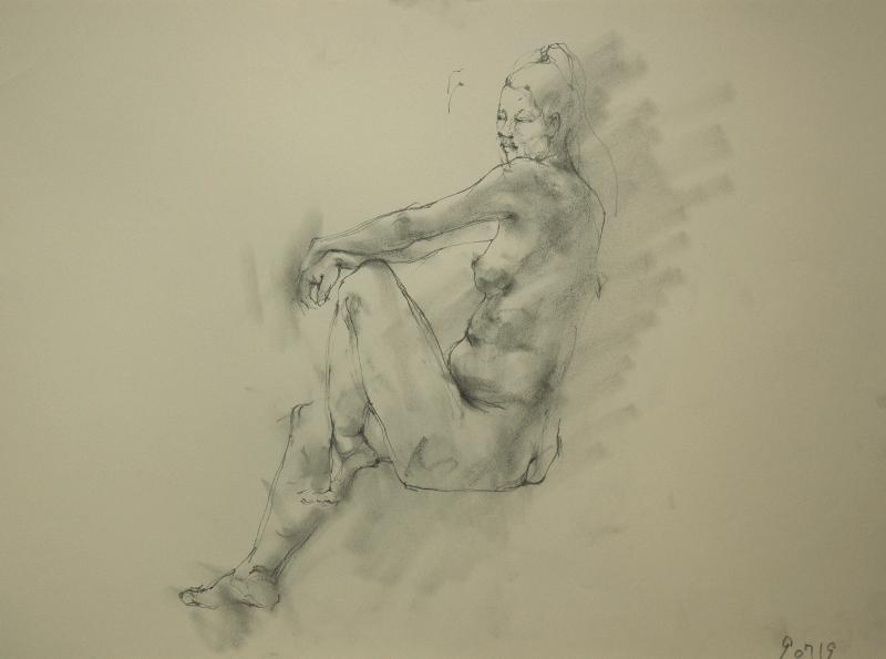 裸婦素描_f0159856_11104821.jpg