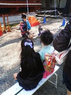 我が家最後の七五三と浅草神社とめんこい_f0113361_11491336.jpg